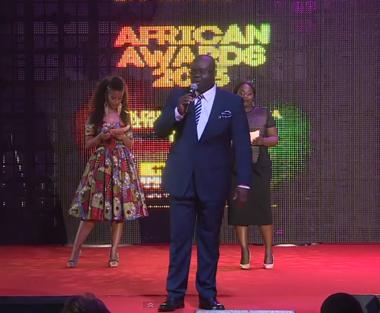 Première partie de la Soirée de Gala | Soulier d'Ébène 2015 |24e Édition des African Awards