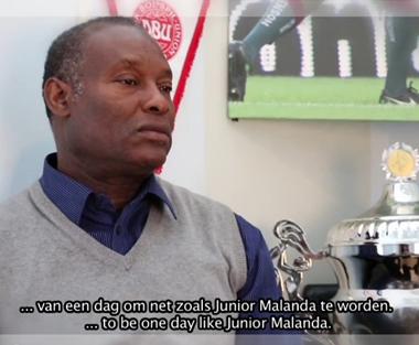 Junior Malanda | Soulier d'Ébène 2015 | 24e Édition des African Awards