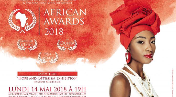 27 e Édition des African Awards | Soulier d'Ébène | Dunia | Prix du Mérite