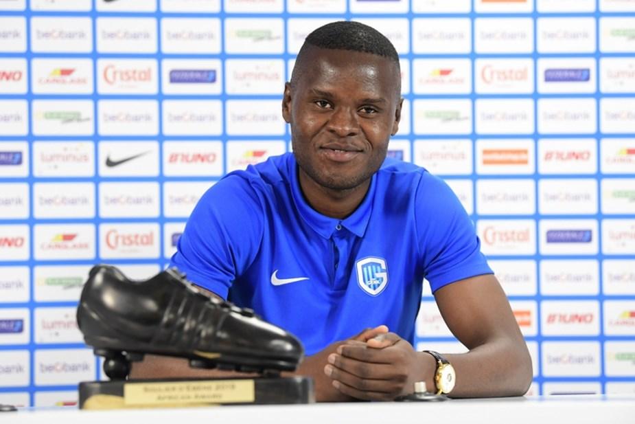 Mbwana Aly Samatta sacré Soulier d'Ébène 2019